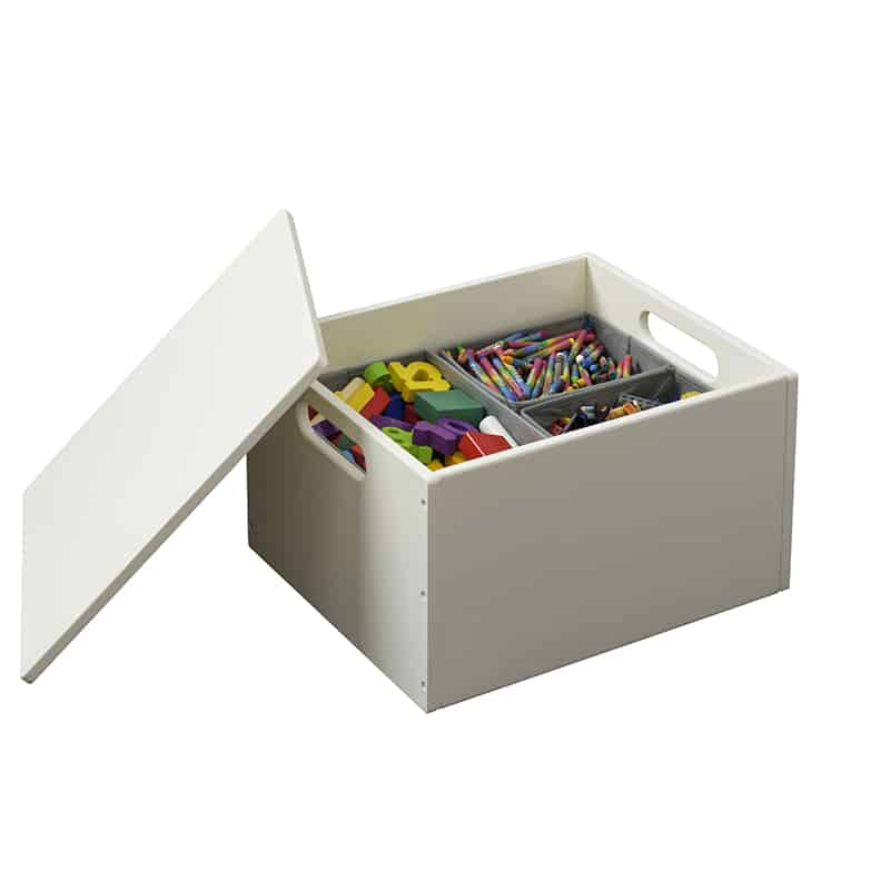 Tidy Books Toy Box, Tidy Books Toy Storage Box, Tidy books Kids Toy Storage Box, Tidy Books Children's Toy Storage Box, Children's Toy Storage, Tidy Books Children's Toy Storage, Toy Storage Box Ivory