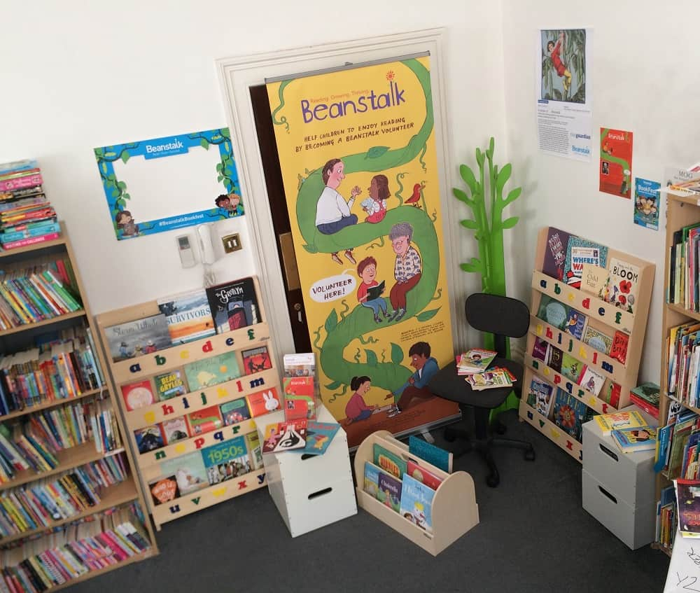 classroom book storage, tidy books, schools book storage, playgroup book storage