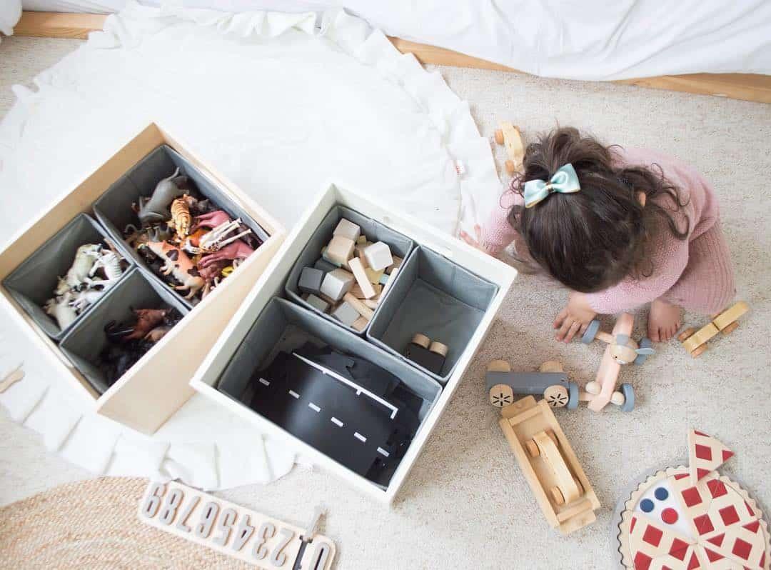 konmari for kids, tidying up with kids, declutter kids toys, tidying up with marie kondo, tidying with children