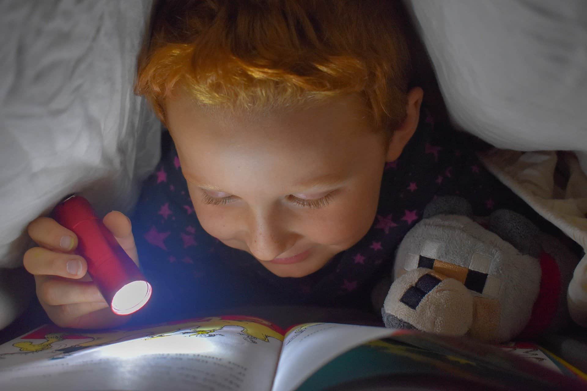 Celebrate National Read a Book Day September 6